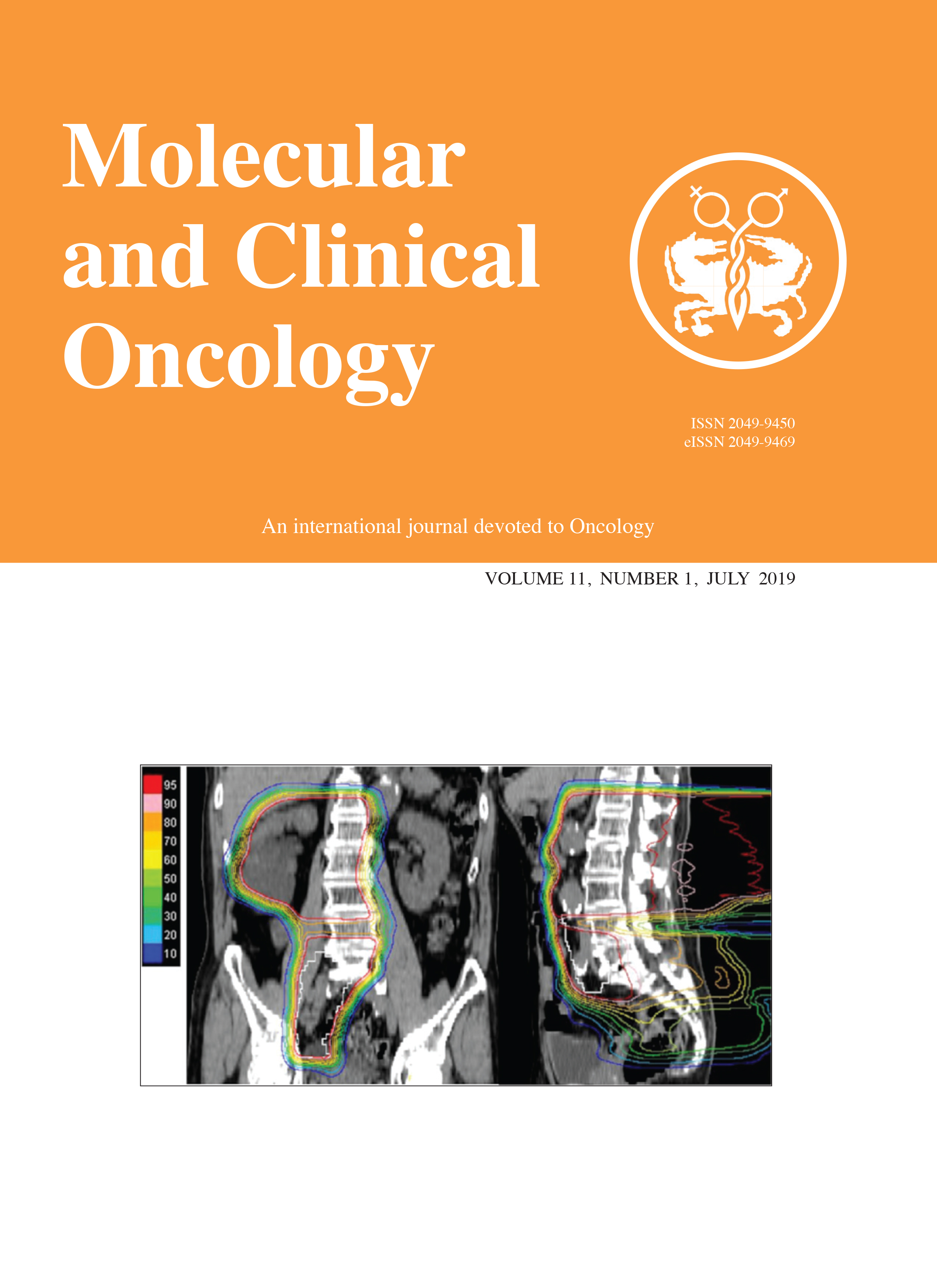 Molecular and Clinical Oncology