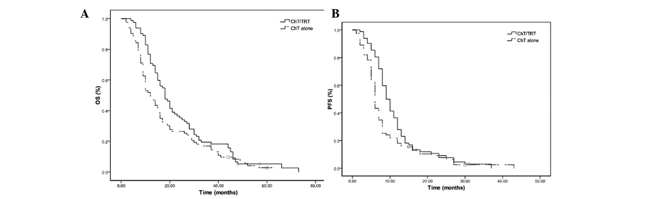 Efficacy of 3D conformal thoracic radiotherapy for extensive