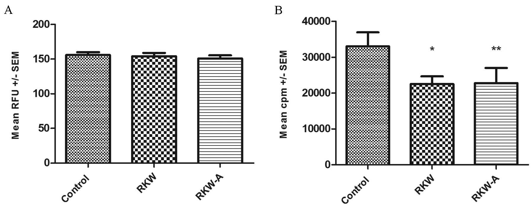 Modulatory effects of feeding pregnant and lactating mice Rhodiola