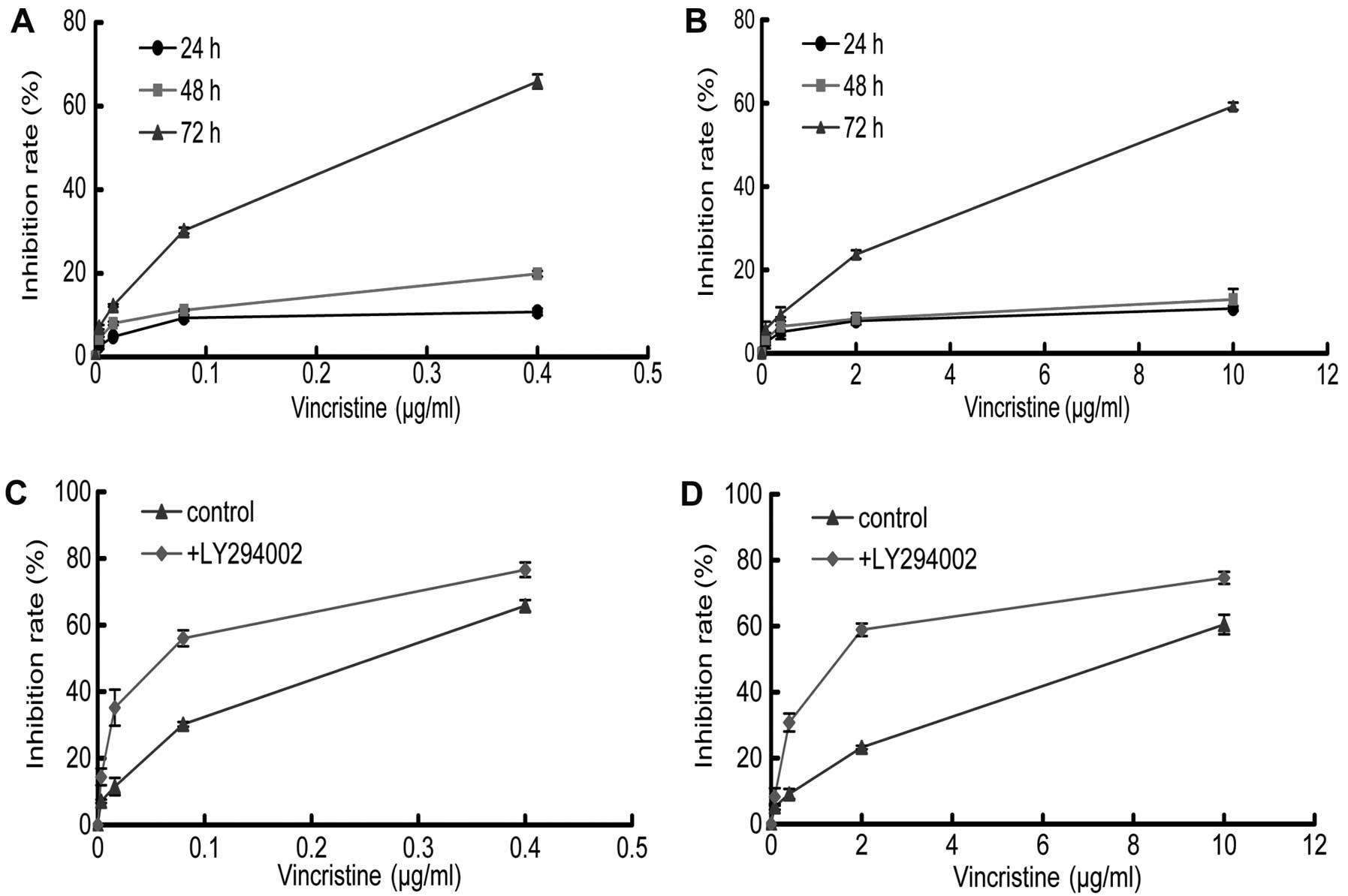 AKT phosphorylation enhances STS cell migration and